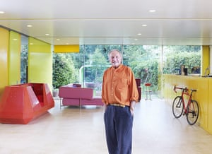 original observer: Richard Rogers