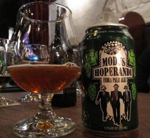SKA Modus Hoperandi India Pale Ale, Durango.