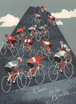 Illustration by Eliza Southwood to be shown in Beautiful Games