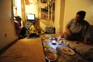 Syrian refugees: Syrian Refugees celebrate Ramadan