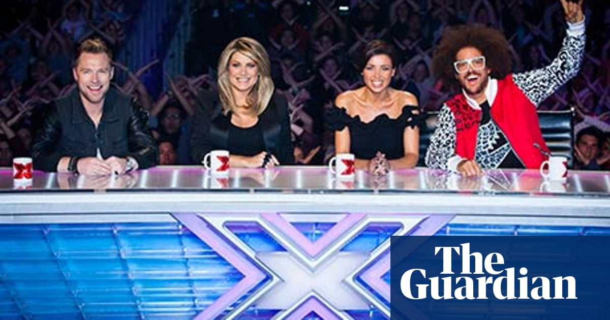 X Factor Australia Always Second Fiddle To The Voice Culture The Guardian