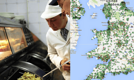 Food Outlets All The Hygiene Ratings Where You Live News