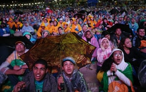 Pope Brazil updated: Pope Francis Celebrates Mass On Copacabana Beach