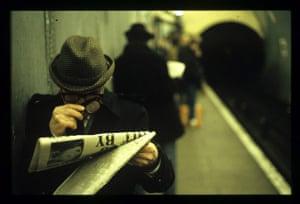 Snapshot: Bob Mazzer tube pictures