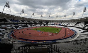 London IAAF Diamond League meeting