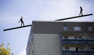 20 Photos: 'Encounters and Positions' by artist Hubertus von der Goltzare in Berlin