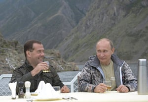 Putin in Siberia: Putin in Siberia