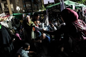 Cairo clashes: Supporters Of Ousted President