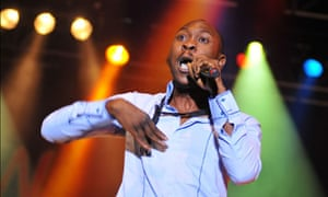 Seun Kuti & Egypt 80 headline on the Main Stage AT WOMAD Festival 2013