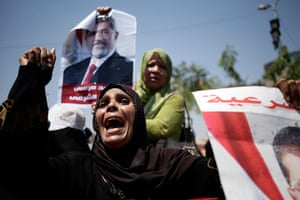 Cairo: Egyptians mourn supporters