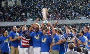 USA beat Panama to win Concacaf Gold Cup
