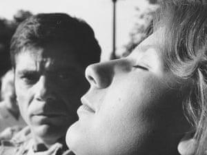 A still from Chris Marker's La Jetee (1962)
