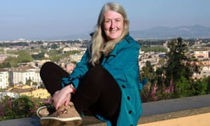 Caligula with Mary Beard – TV review | Television & radio