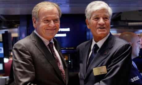 John Wren, Maurice Levy