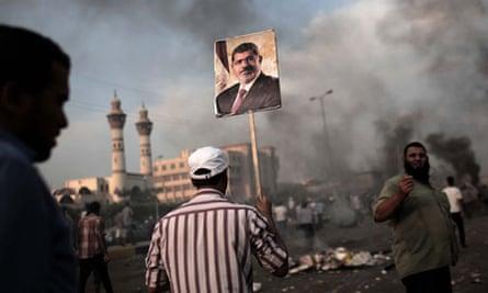 Supporter of the Muslim Brotherhood