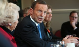 Tony Abbott has branded Obama's administration 'the most left-of-centre government in at least half a century'.