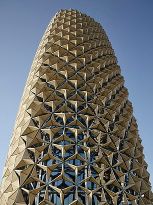 World Architecture : Al Bahr Towers