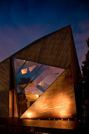 World Architecture : Diamond House
