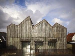 World Architecture : Kaap Skil, Maritime & Beachcombers Museum