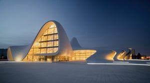World Architecture : Heydar Aliyev Centre