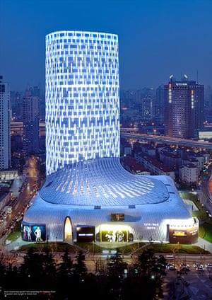 World Architecture : L'Avenue Shanghai
