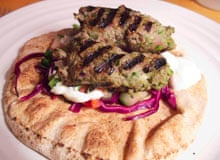 How to make the perfect lamb kofte life and style the for Anissa helou lebanese cuisine