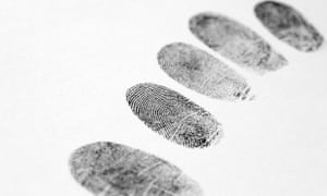 Fingerprints or DNA cannot be held solely because someone was arrested outside England or Wales.