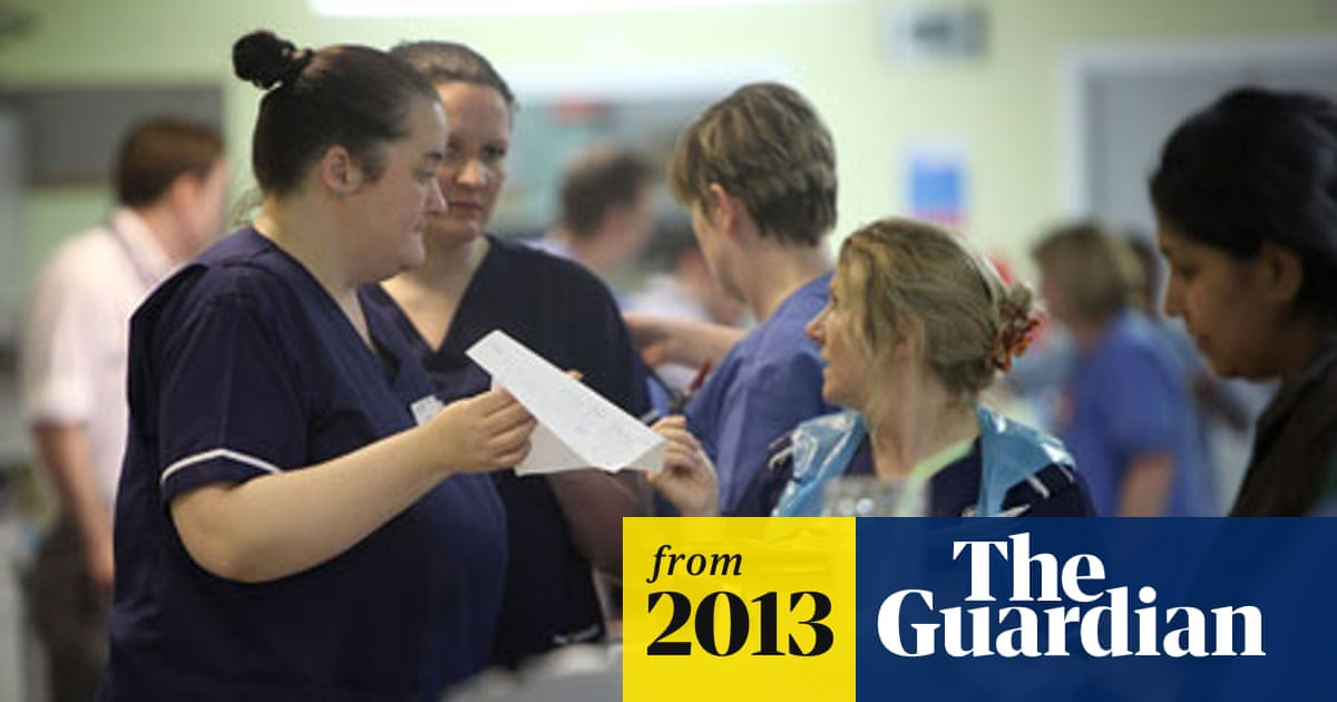 Nine Out Of 10 Hospitals Are Short Of Nurses Uk News >> Time Poor Nhs Nurses Forced To Ration Care Study Finds Society