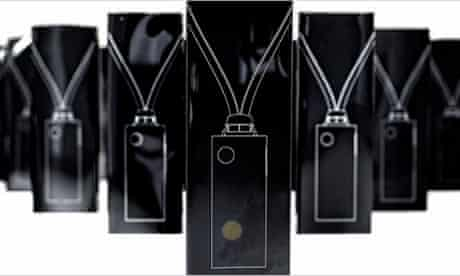 Autographer wearable camera