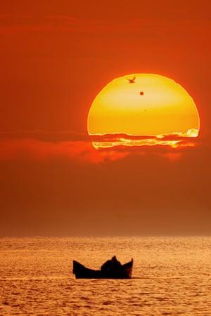 Astronomy shortlist: Venus Transit at the Black Sea