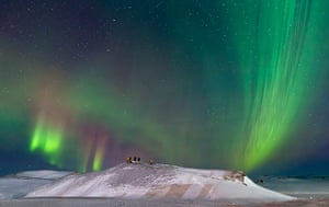Astronomy shortlist: Photographers on the Rim of Myvatn Craters