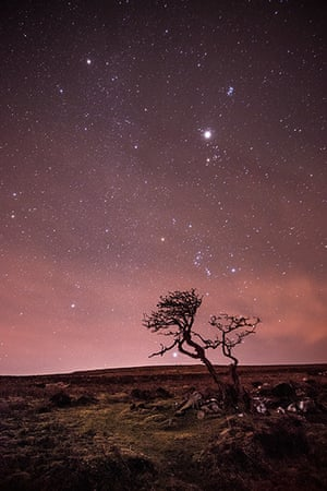Astronomy shortlist: Leaning In
