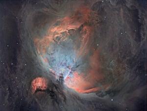 Astronomy shortlist: Orion Nebula