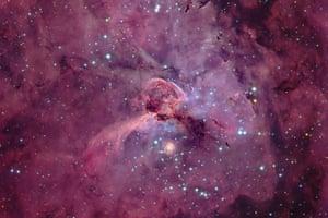 Astronomy shortlist: Eta Carinae and her Keyhole