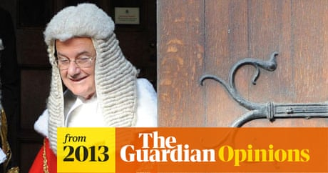 Applause In Court Farewell To Lord