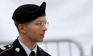 US private Bradley Manning downloaded classified military documents and passed them to WikiLeaks.