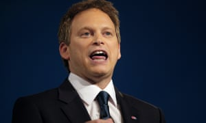 Grant Shapps.