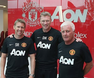 Manchester United commercial deals: Aon
