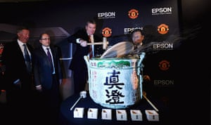 Manchester United commercial deals: Epson