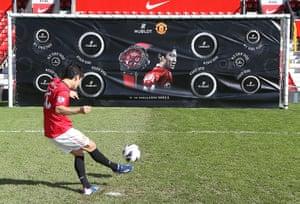 Manchester United commercial deals: Hublot
