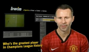 Manchester United commercial deals: Bwin