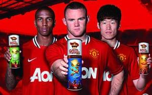 Manchester United commercial deals: Mister Potato