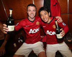 Manchester United commercial deals: Casillero del Diablo