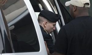 Bradley Manning sentencing