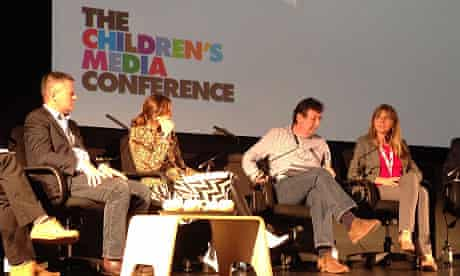 Children's Media Conference – Are We There Yet panel
