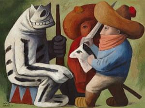 Exhibitionist0607: Mexico: A Revolution In Art, 1910-1940