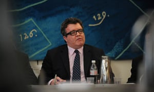 Tom Watson, who has resigned from the shadow cabinet