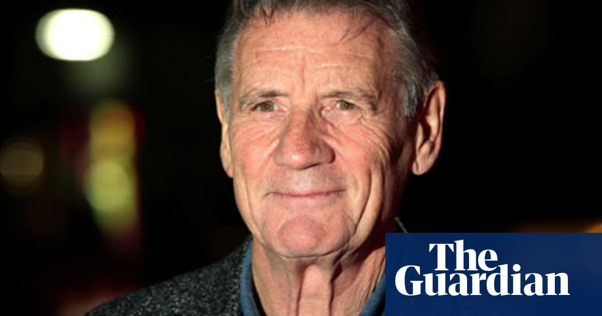 Michael Palin I Will Die But Not Retire Culture The Guardian