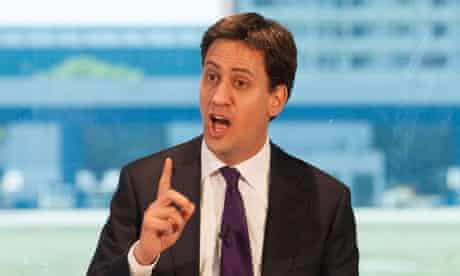Ed Miliband warning to developers