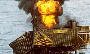 Piper Alpha survivors recall disaster 25 years on